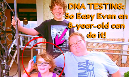Our Kids Are Taking DNA Tests: Watch It Happen (Video)